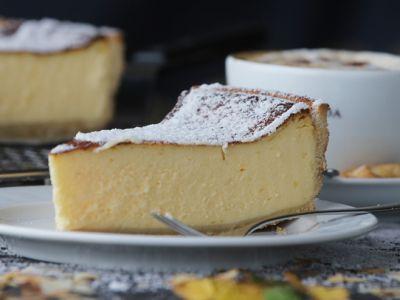 Bauerrahm-Kuchen